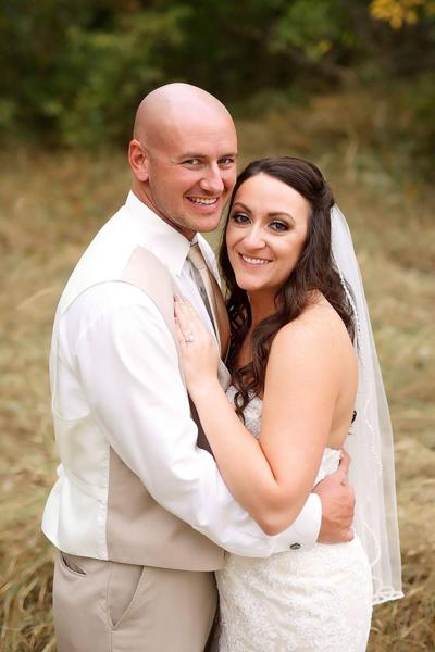 Staci Snell and Ryan Thompson