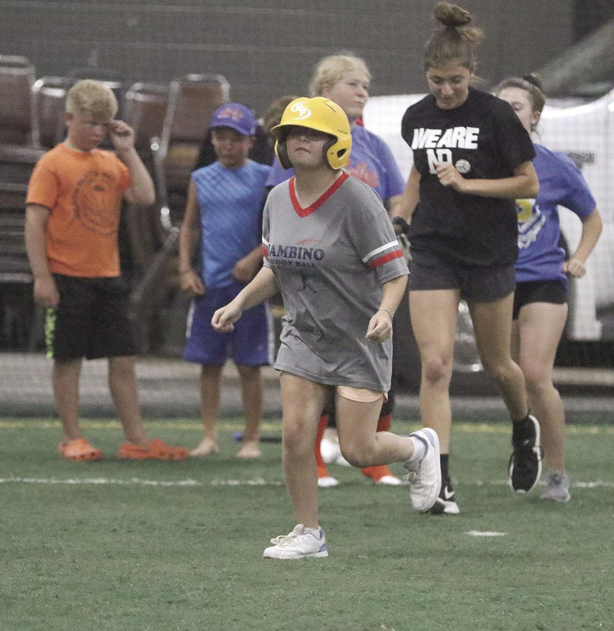 North Platte Bambino Buddy Ball team celebrates 11th season