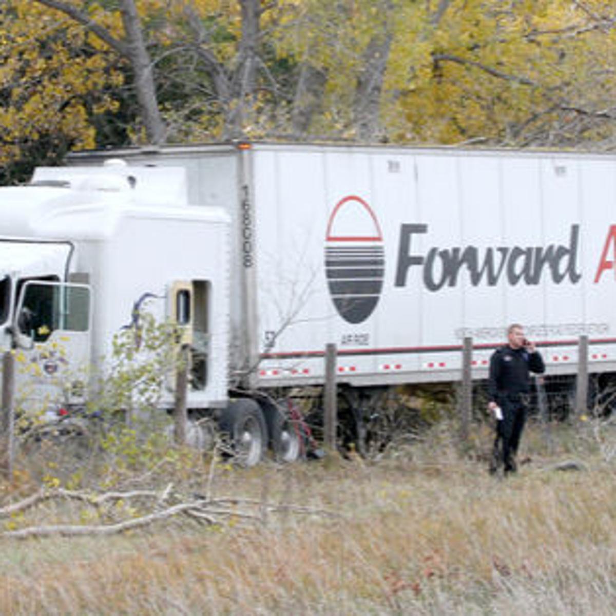 FedEx packages unharmed in semi crash | News | nptelegraph com