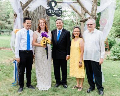 Gibson Wedding