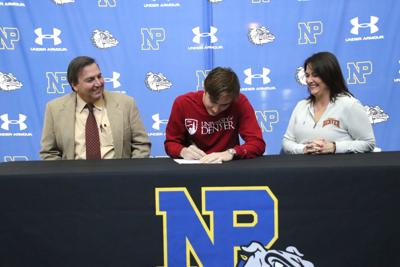 North Platte diver Jonathan Brouillette signs with University of Denver