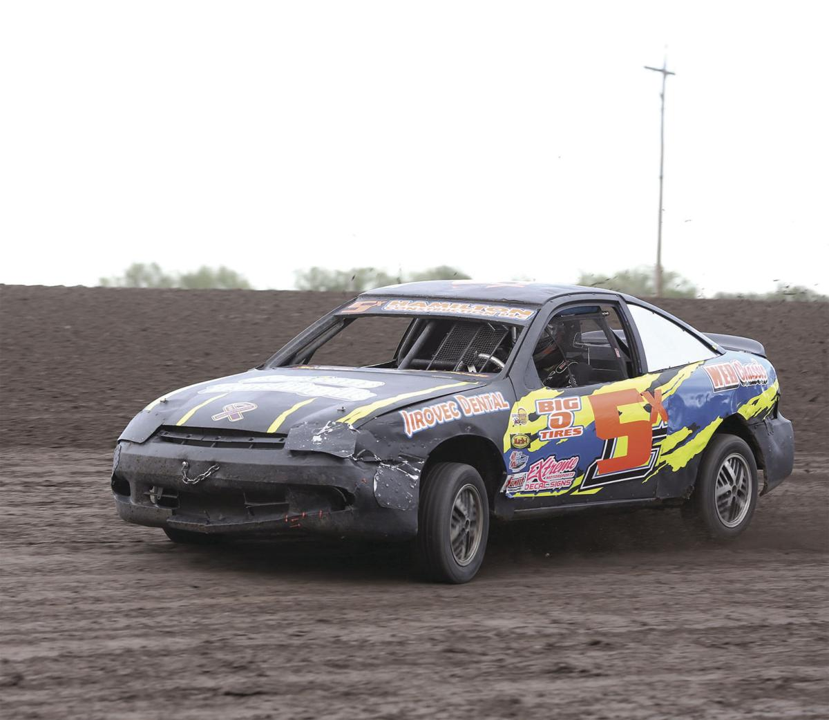 Drivers outrace storms, each other on Saturday at Lincoln County Raceway