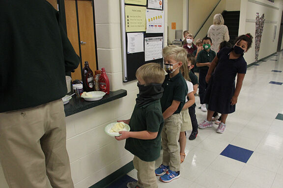 NP Catholic Schools students celebrate Make A Wish donation (1).JPG