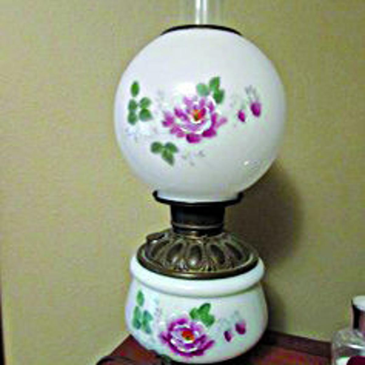 Gone With The Wind Lamps Are Keepers Lifestyles Nptelegraph Com