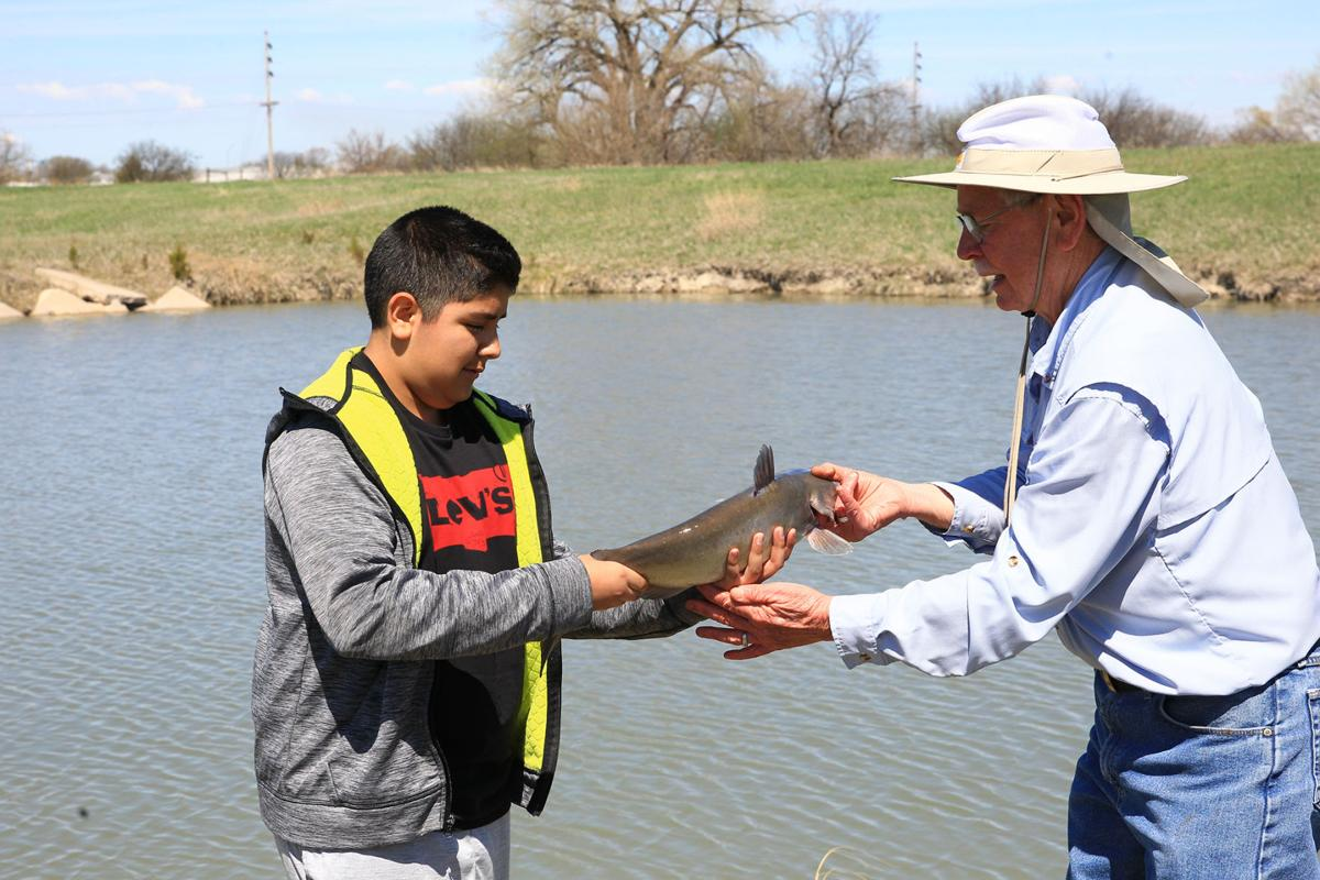 Geiser: Game and Parks encourages you to 'Take 'Em Fishing' to win prizes, make memories