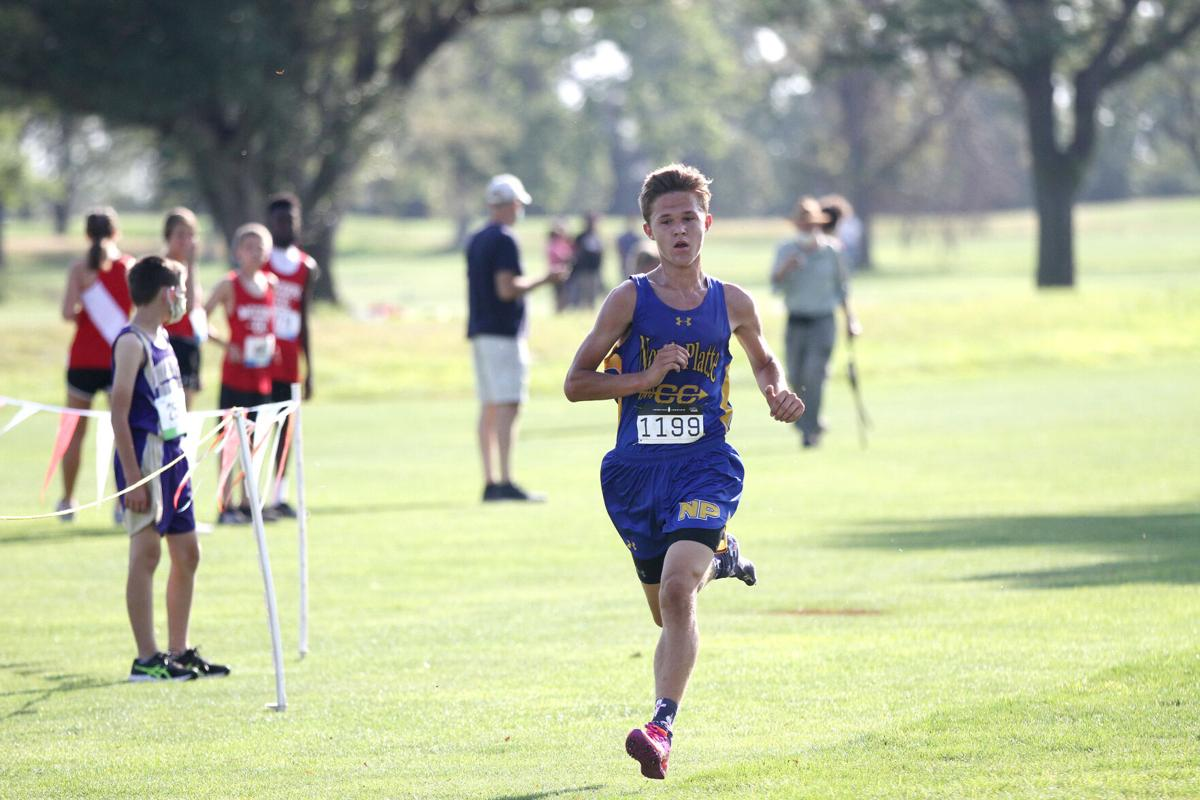 North Platte sweeps Cozad Cross Country Invitational