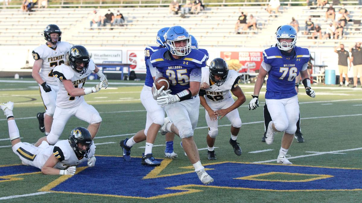 North Platte moves to 2-0 with 35-31 victory over Fremont