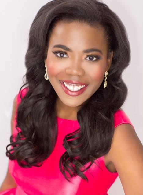 Miss Omaha 2017 Wellesley Michael