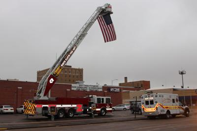 NP Fire Department remembers 9/11 attacks
