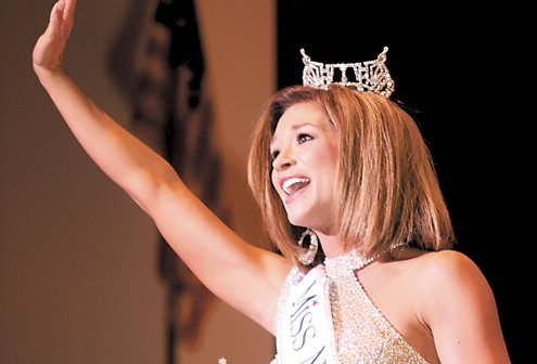 Brittany Jeffers is Miss