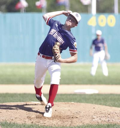 Grand Island pitching quiets First Nationals bats with pair of shutout victories