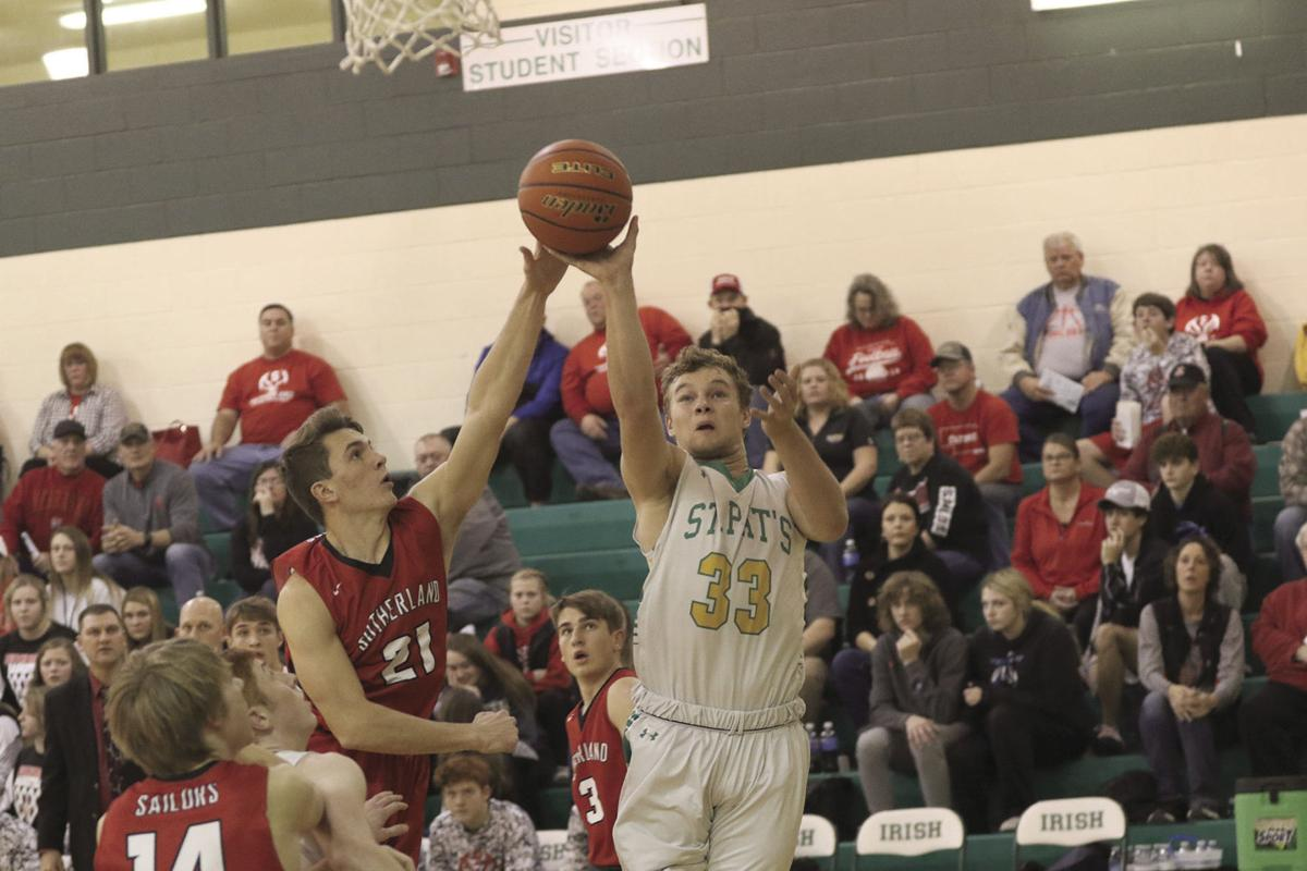 Lady Irish earn first win of season, boys improve to 2-0 with wins over Sutherland