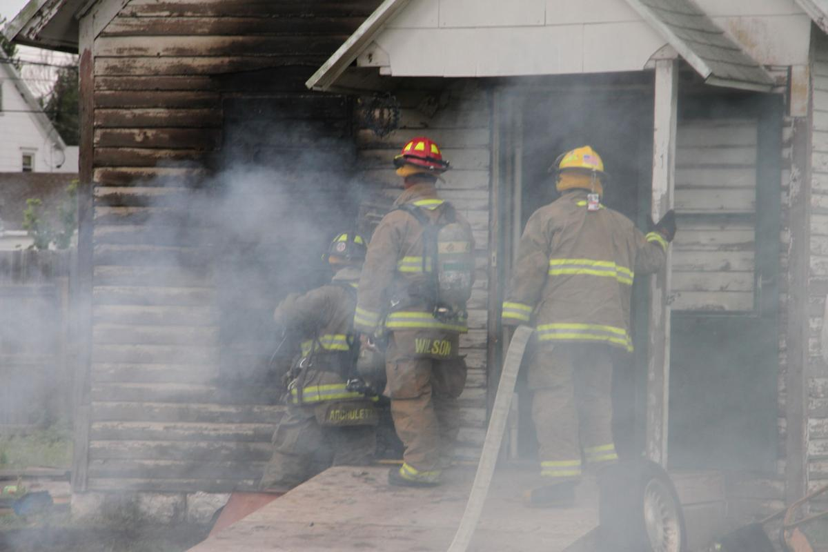 Cigarette May Have Caused Mattress Fire