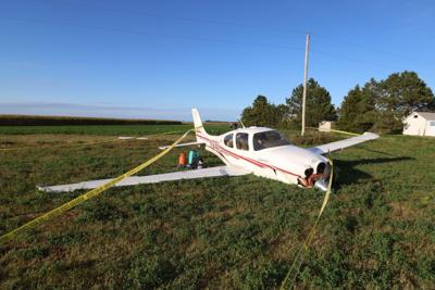 Aircraft crashes during attempted landing at Jim Kelly Field