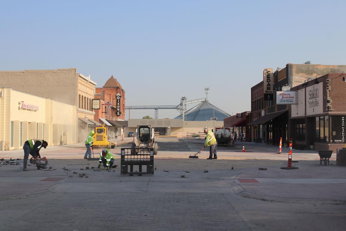 Quality Growth Fund at 20: Preserving North Platte's past through façade program, bricks beautification