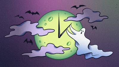 This weekend is nuts. Halloween, full moon, time change and just before the election. How do we cope?