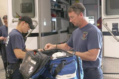 NP Fire and Rescue Department celebrates EMS Week