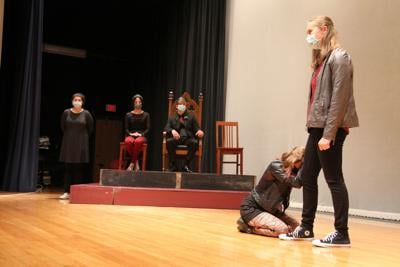 Watch now: North Platte High School's advanced acting class puts on adaptation of Greek tragedy