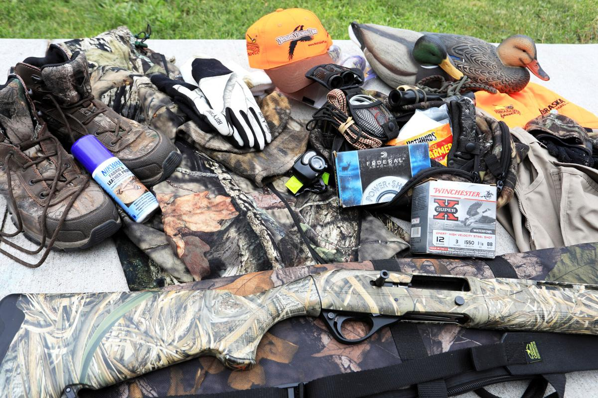 Geiser: Get prepared for upcoming hunting seasons