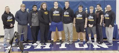 North Platte powerlifting team competes at all-class meet in Omaha