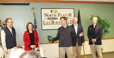 Ben Sasse open Nebraska Republican Party's pre-election rally
