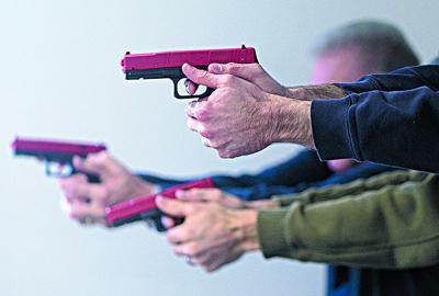More people arm themselves, prepare for active shooter