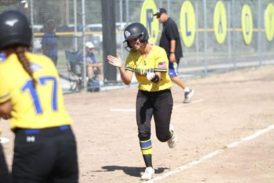 North Platte softball allows 3 runs in 3 games, shuts out Kearney Catholic in title game