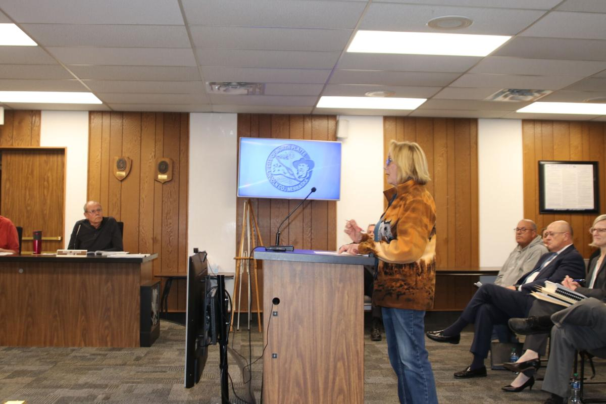 North Platte City Council declares strip of land along Newberry Access as eligible for tax-increment financing