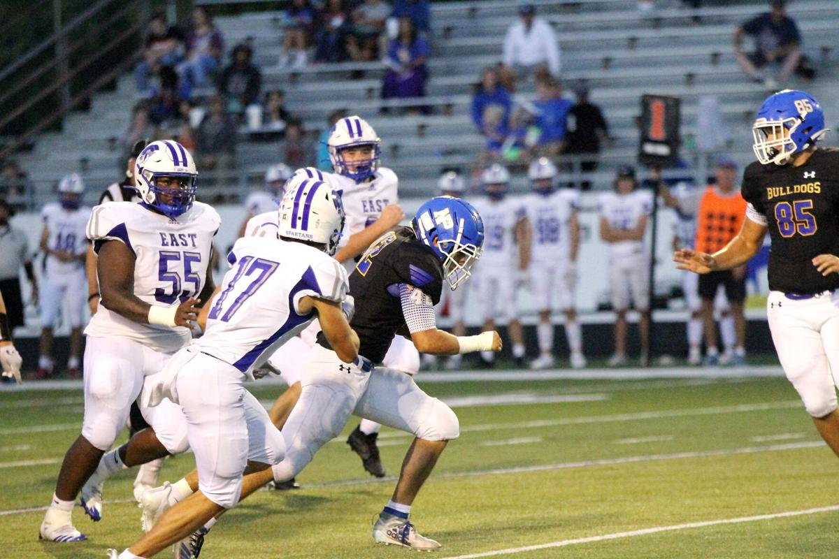 Roblee, Tilford anchor North Platte offense in 41-38 win over Lincoln East