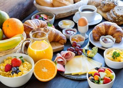 Signature breakfast foods in every state (copy)