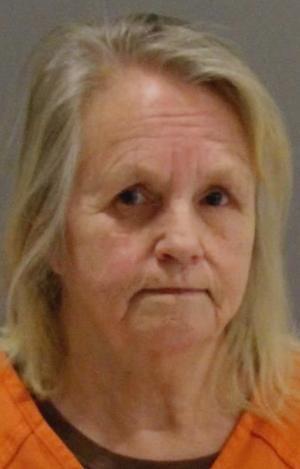 Omaha Lady Mug Shot Sandra Laravie