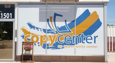 Copy Center settling into new location