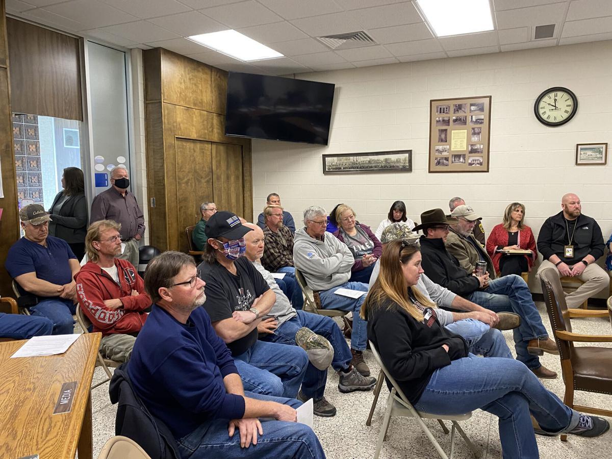 Lincoln County Board passes resolution designating county as 'Second Amendment sanctuary'