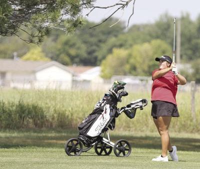 Phenomenal 2018 season gives Baylee Steele and NP girls golf 'a whole new motivation'