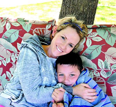 Mikey Ride will help single mom