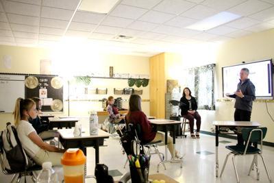 Watch now: North Platte Catholic School students discuss 'Habitudes' program
