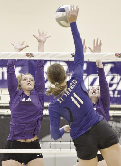 Garden County ousted by Humphrey St. Francis in first round of D2 tourney