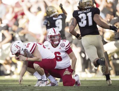 Nebraska squanders 17-0 lead, falls to Colorado 34-31 in overtime