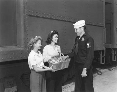 Denver TV station receives Regional Emmy for documentary about North Platte WWII Canteen