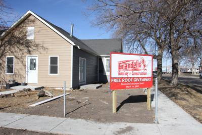 'Just time to give back': North Platte roofing company wants to give someone a new roof for free