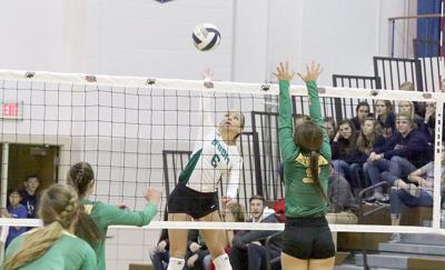 St. Pat's falls to top-seeded Fremont Archbishop Bergen at state