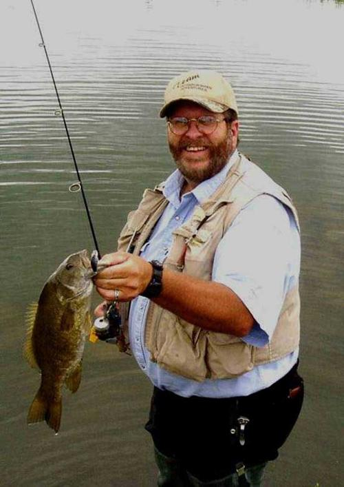 Windham: Yes, we have smallmouth bass in Nebraska