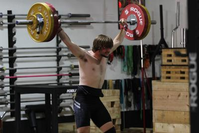 Local weightlifter competes in national team qualifiers