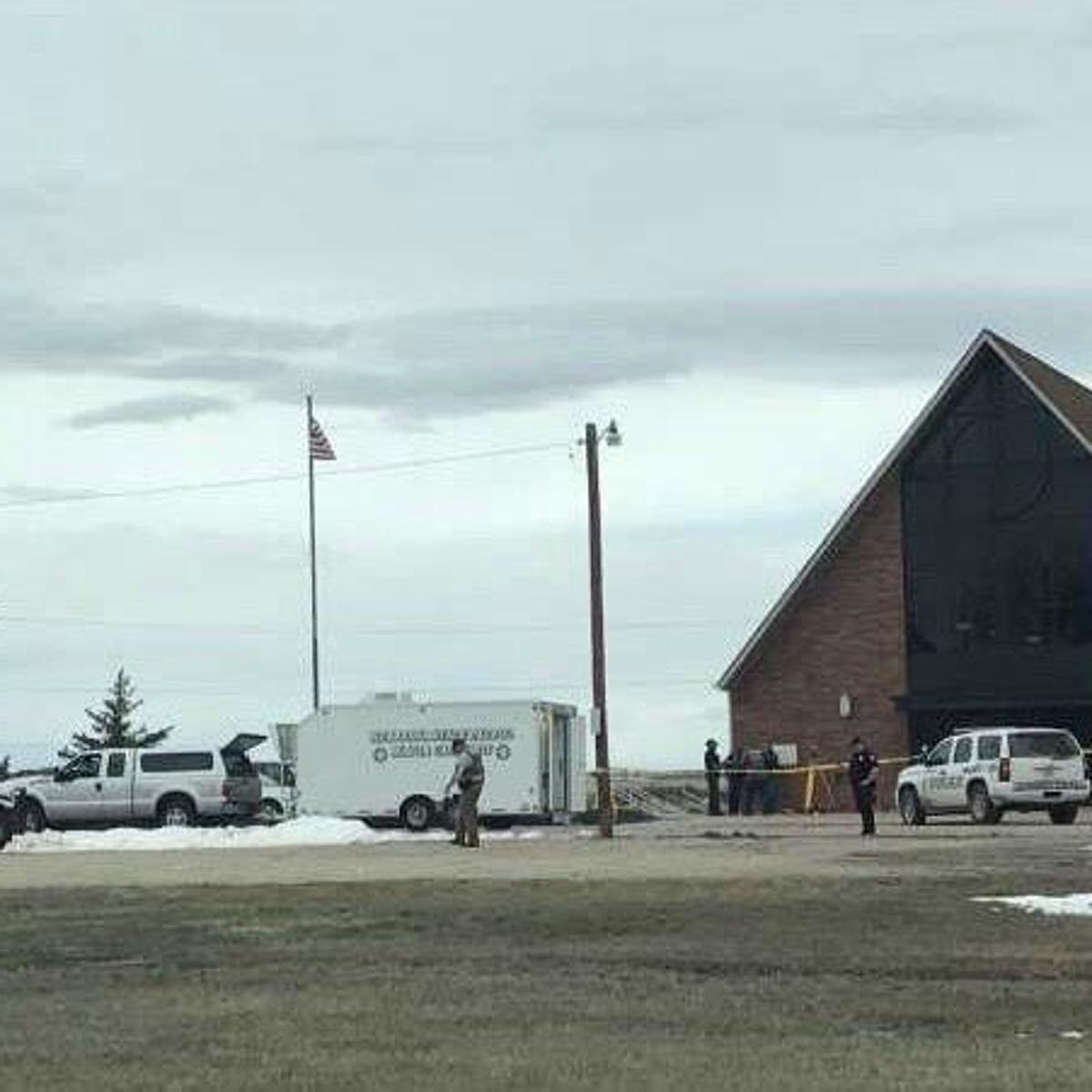 Image result for Police fatally shoots man at Catholic church during Palm Sunday Mass