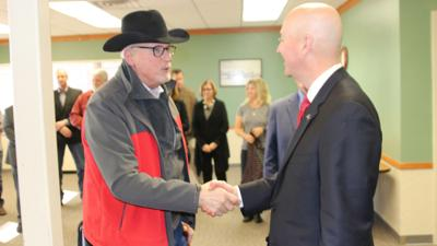Focus on property taxes as Gov. Pete Ricketts delivers State of State and begins statewide tour