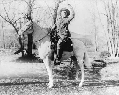 125 years ago, William 'Buffalo Bill' Cody debuted his 'Wild West' show in North Platte