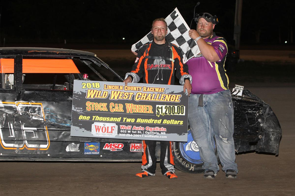Lincoln County Raceway S Wild West Challenge Crowns Winners Local Sports Nptelegraph Com