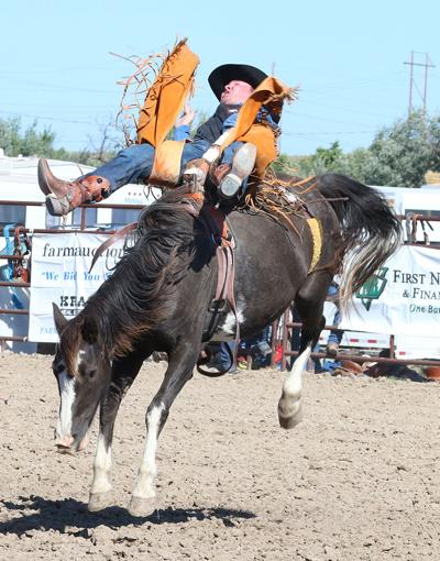 Chadron State cowboys finish second at home rodeo