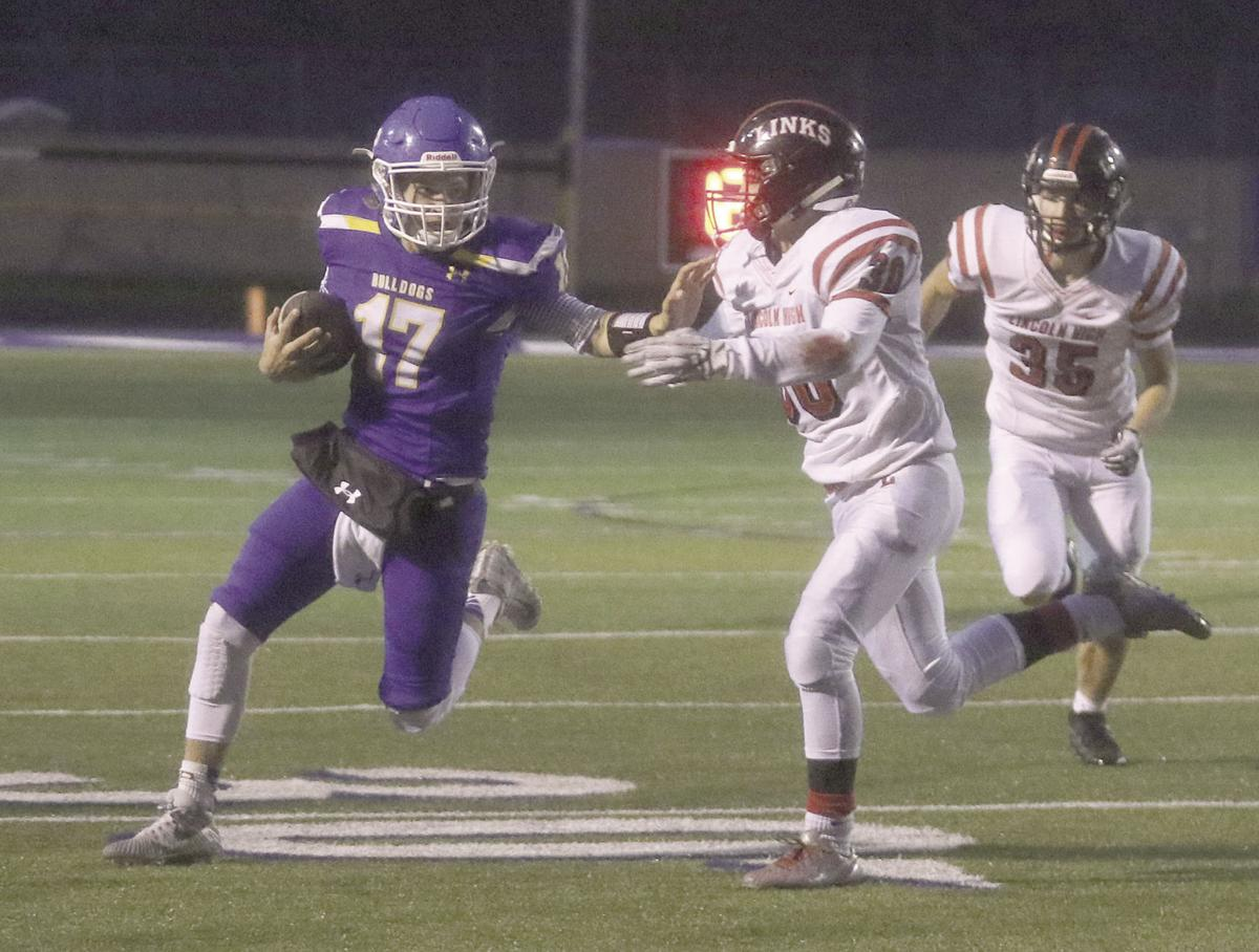 After several close calls, North Platte cracks win column with 27-10 victory over Lincoln High
