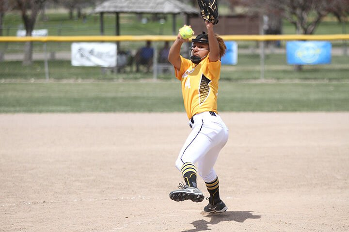 NPCC softball sweeps Northwest Kansas